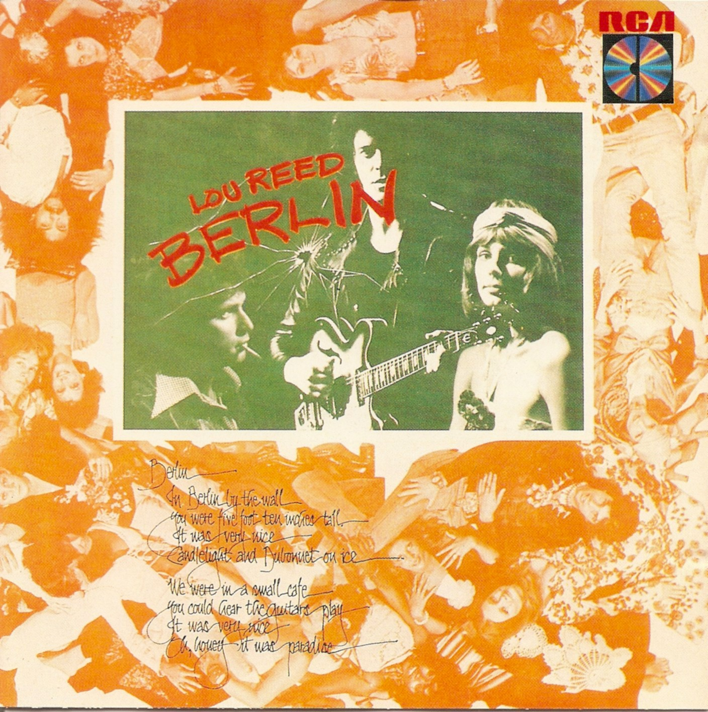 Lou Reed = Lou Reed ルー・リード Live In Italy = ライブ・イン・イタリー