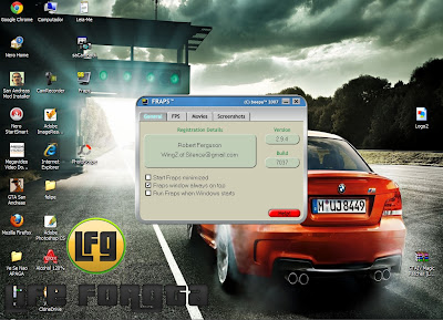 Fraps 2 9. 4 full. Rar mediafire download.