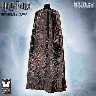 ILMUWAN CIPTAKAN JUBAH GAIB HARRY POTTER