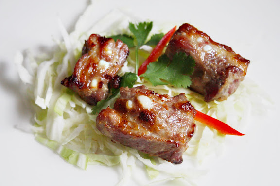 thai soured pork recipe