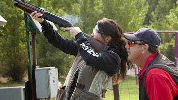 Never Knew She Was a Lefty. Palin Takes a Shot Recently