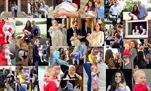 Oh Baby, Prince George Turns One!