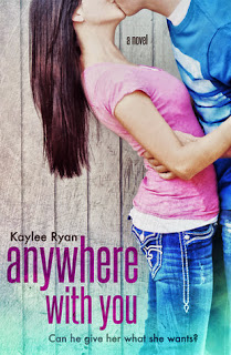 **BOOK BLITZ** for ANYWHERE WITH YOU by Kaylee Ryan