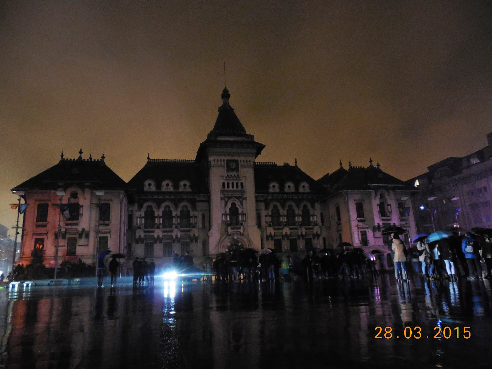 Ora Pamantului la Craiova