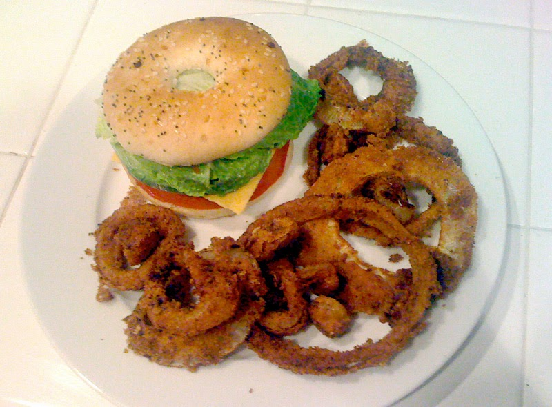 Creative Tradition Homemade Onion Rings