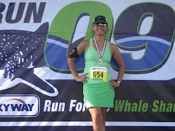 Condura Run for the Whale Sharks, March 2009