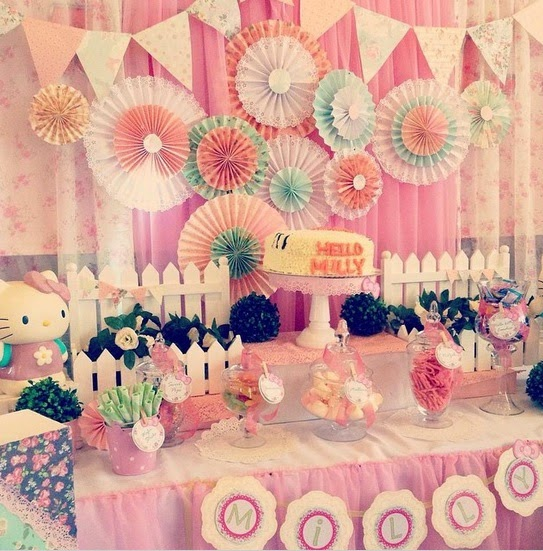 Call Me Mrs. A: Milly's 1st Birthday Party Venue