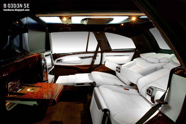 Toyota Innova - Luxury Interior-2
