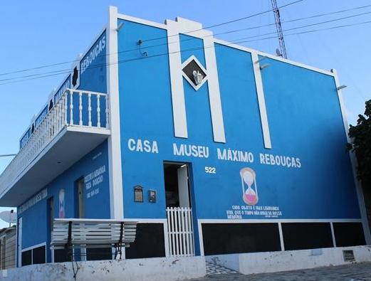 CASA MUSEU MÁXIMO REBOUÇAS