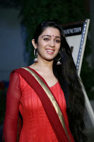 Actress Charmi Kaur Pictures in Red Salwar Kameez at Country Club Asia's Biggest New Year Bash 2014 Press Meet 0003.jpg