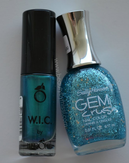 w.i.c  by Herome, Sally Hansen