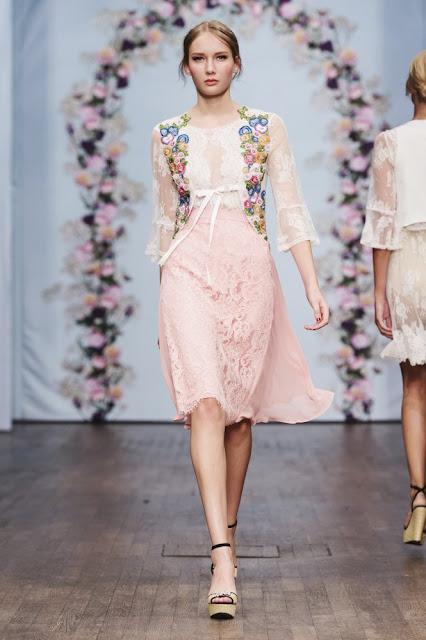 Ida Sjöstedts Spring-Summer 2016 Fashion Week Stockholm