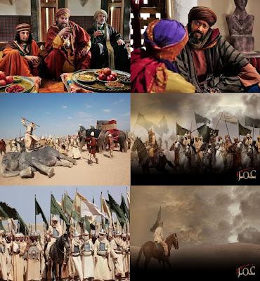 Omar Bin Khattab (2012) Full Series [Completed]