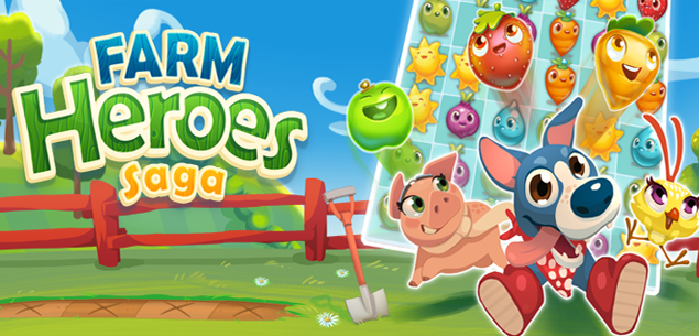 Farm Heroes Saga soluzione livello