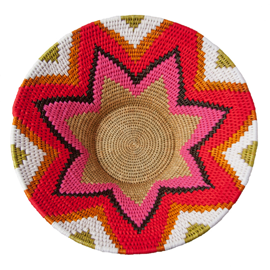 Safari Fusion blog | Woven & Stutched in store next week | Swazi Basket (extra large) by Safari Fusion www.safarifusion.com.au