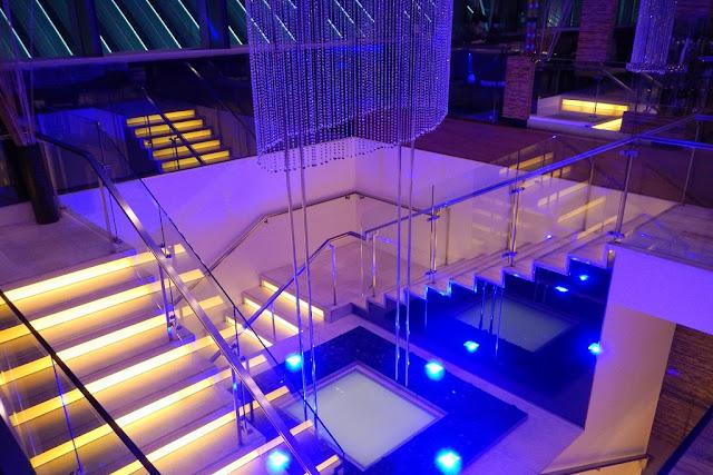 Gobo Grill Kuala Lumpur stairs