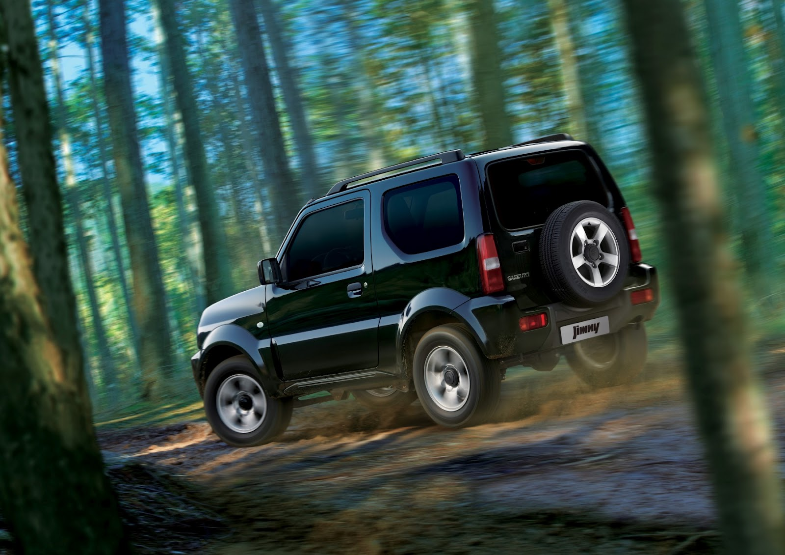 all cars logo hd suzuki jimny gets new fresh face. Black Bedroom Furniture Sets. Home Design Ideas