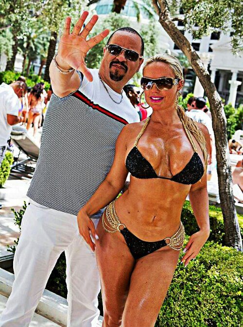 If she is pregnant, we are for sure that Ice T will be leaving her