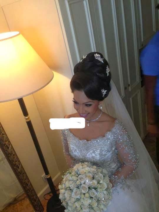 Nehara Menaka Wedding S