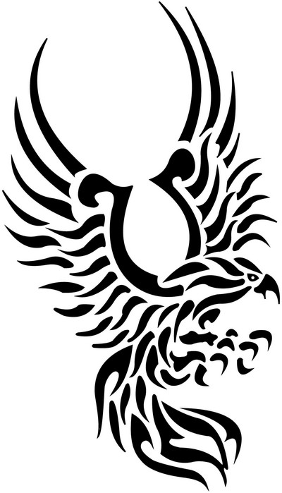 Ufw Eagle Tattoos