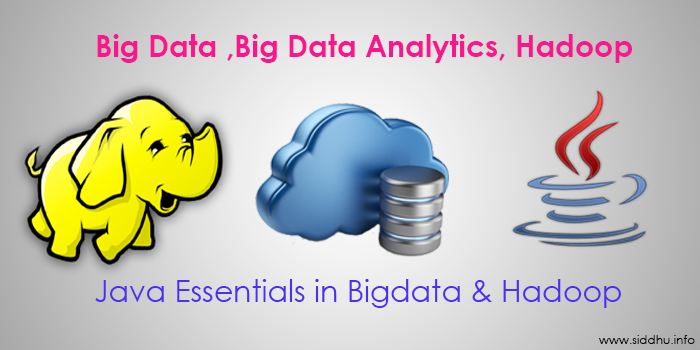 Big data ,Hadoop Free online course Overview