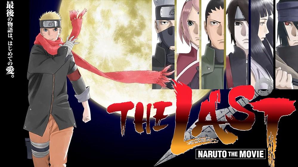 Jadwal pemutaran film The Last Naruto di Bioskop Indonesia