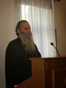 Ομιλία στο Πνευματικό Κέντρο