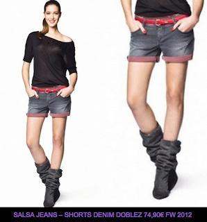 Salsa-Jeans-Shorts-Otoño-Invierno-2012/2013