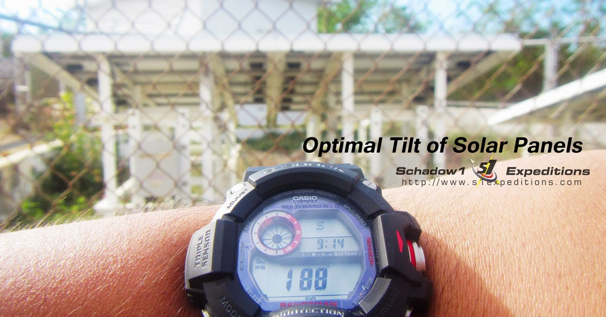 Bolinao Lighthouse Solar Panels Facing - Schadow1 Expeditions