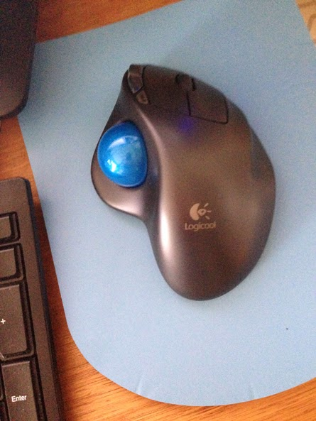 Logicool Wireless Trackball M570t