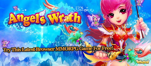 Angel's Wrath - Latest MMORPG from Lekool Games (Review)