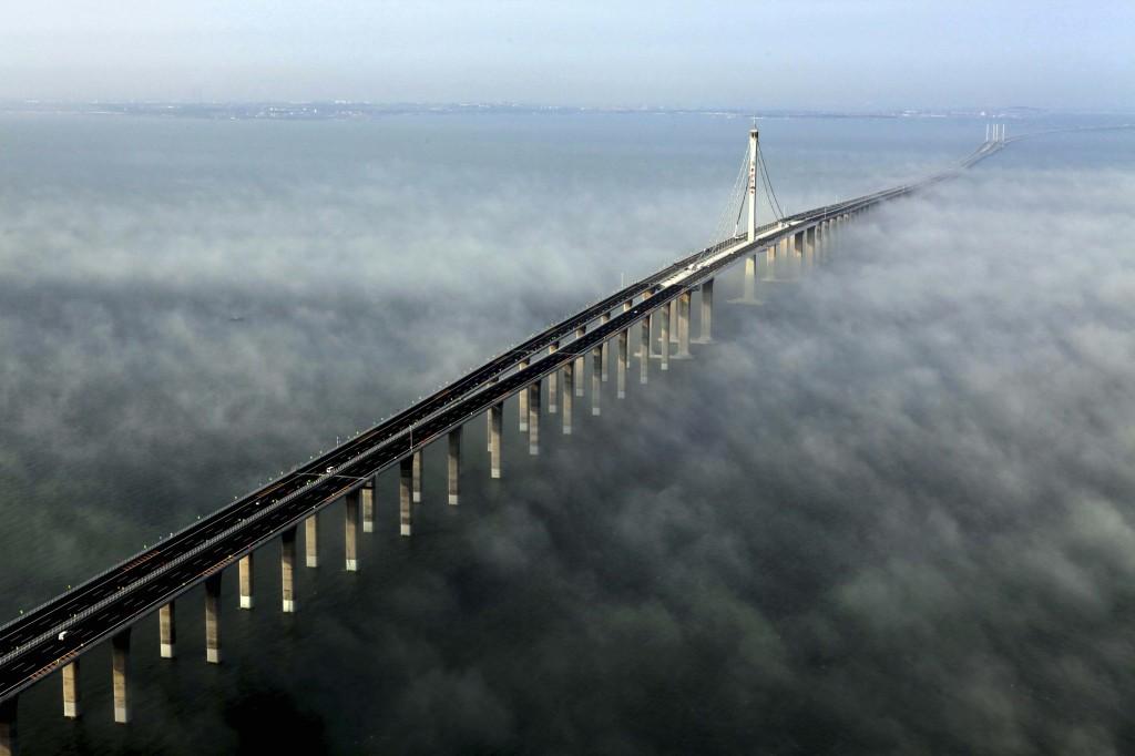 (Image: china-bridge, via Atlantic Wire: It's kinda long ...