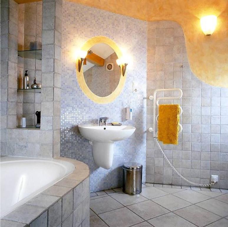 Nowoczesne łazienki łazienka W Stylu Antycznym