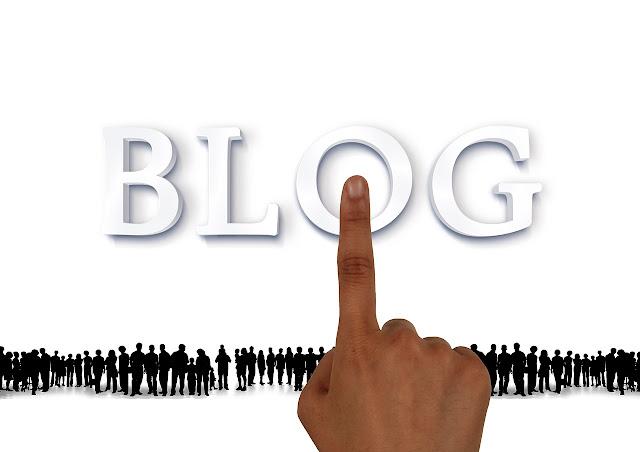 blog creation activité