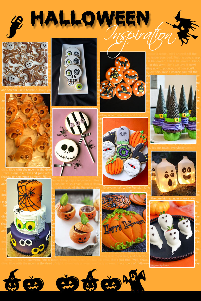 Last Minute :: Halloween Inspiration