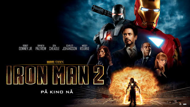 Watch HD Iron Man 2 (2010) Free Online Movie - Watch