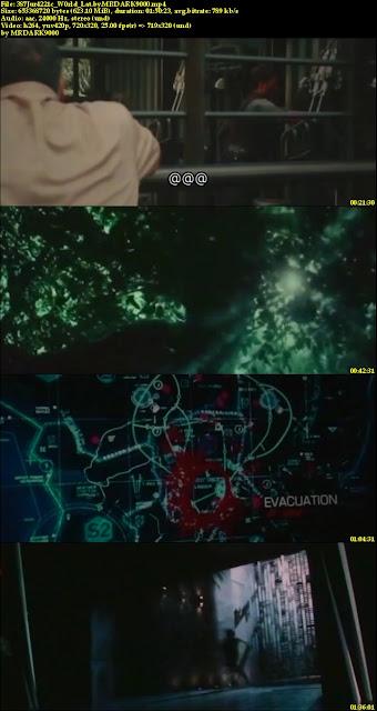 Descargar Jurassic Park 4 World - Pelicula completa Español latino [TS-720p] [MG-1F]