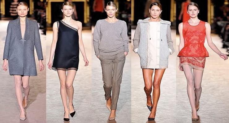 minimalismo minimalismo na moda