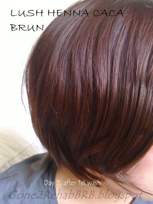 Lush Henna Hair Dye Gone2rehabbrb
