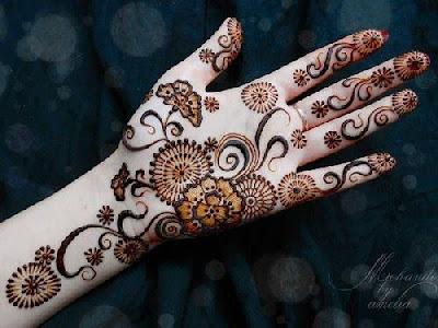 Mehndi Designs 2015 New Style