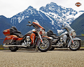 Motor Touring Harley Davidson_3