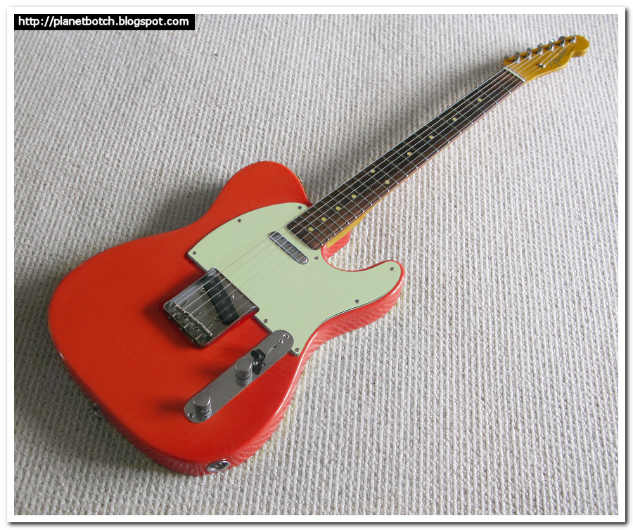 Fender vintage-style Telecaster, early '60s design