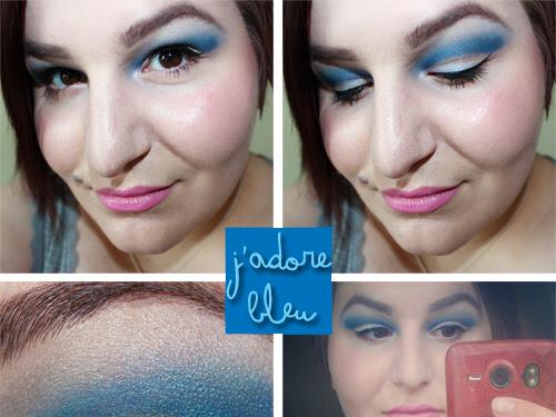 J'Adore Bleu.
