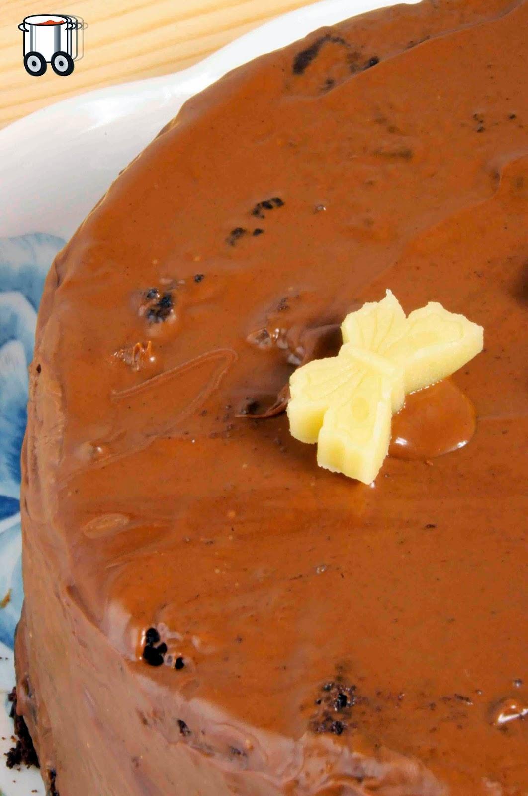 Szybko Tanio Smacznie - Tort obłędnie czekoladowy