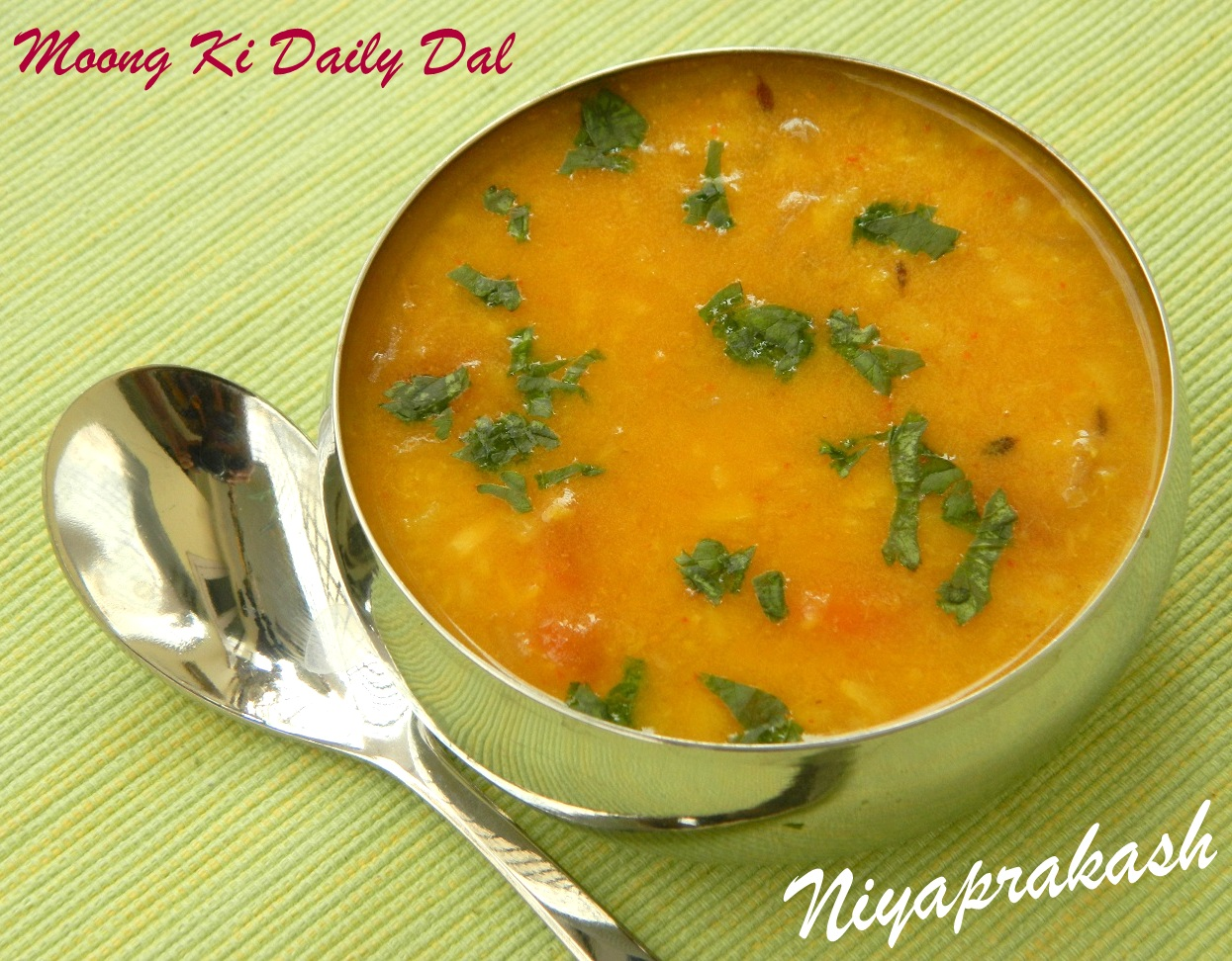 Niyas world moong ki daily dal recipe from sanjeev kapoor moong ki daily dal recipe from sanjeev kapoor forumfinder Choice Image