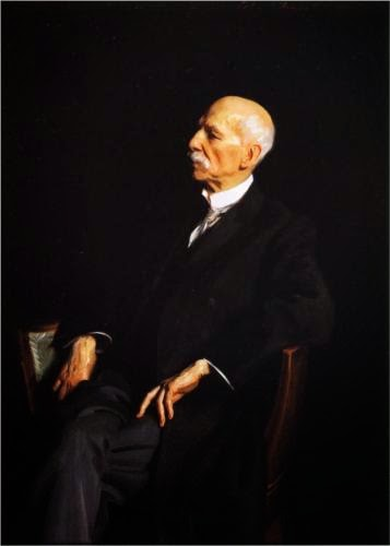 Manual Garcia the Younger, by John Singer Sargent
