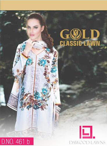 Dawood Gold Classic Lawn 2014 Vol 2