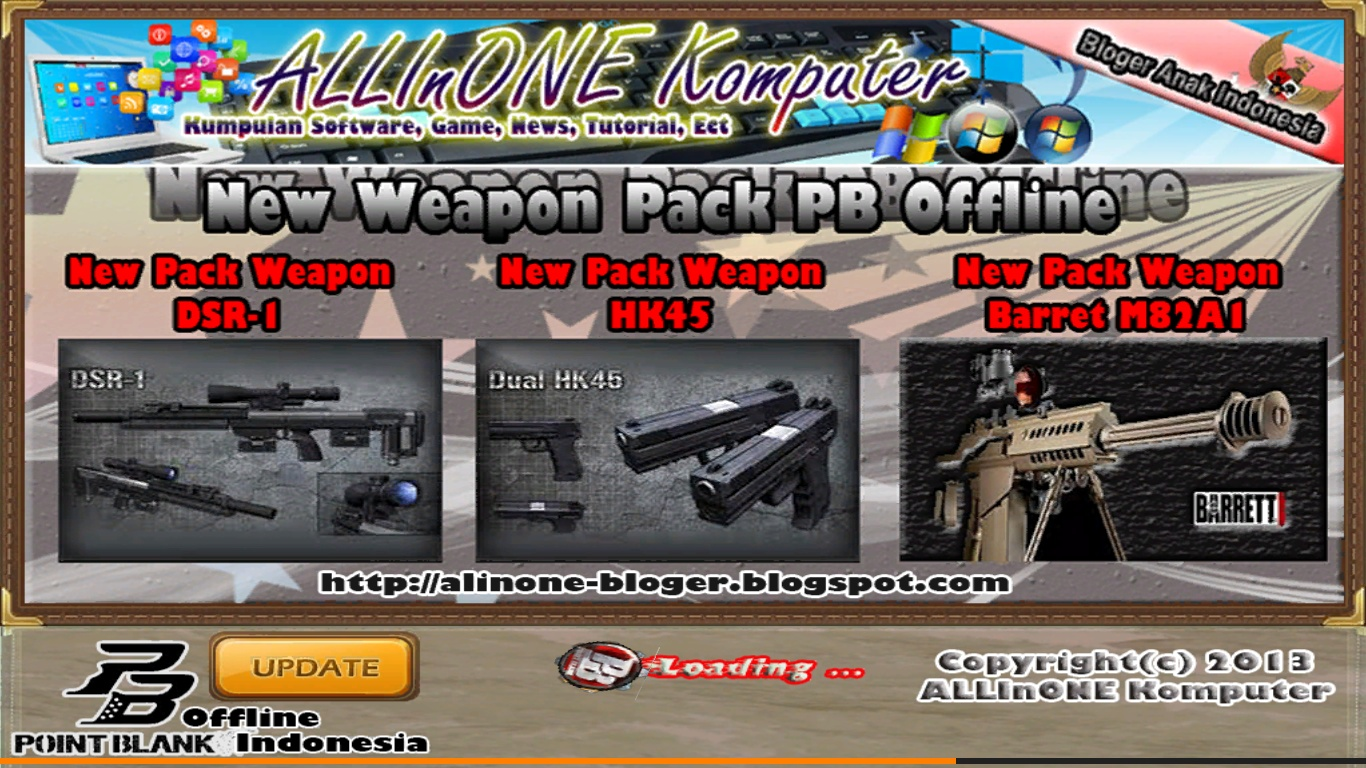 download nst pb weapon pack