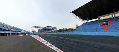 This is the oldest in Asia Racing Circuit