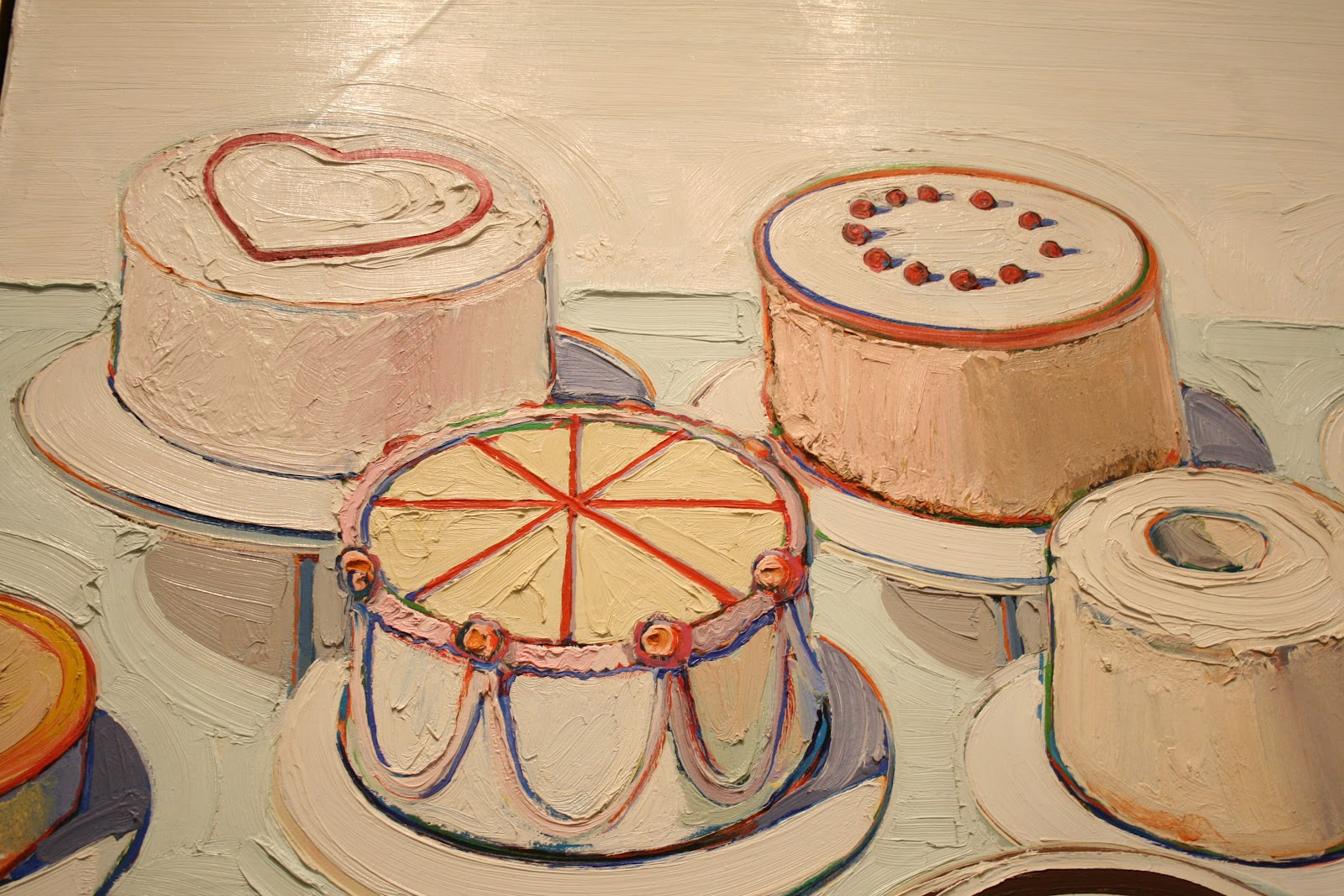 Zucchero Amp Butter Cakes By Thiebaud